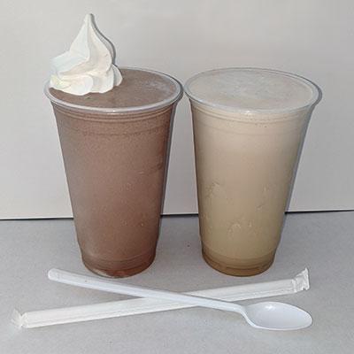 Ice Cream Sodas and Egg Creams